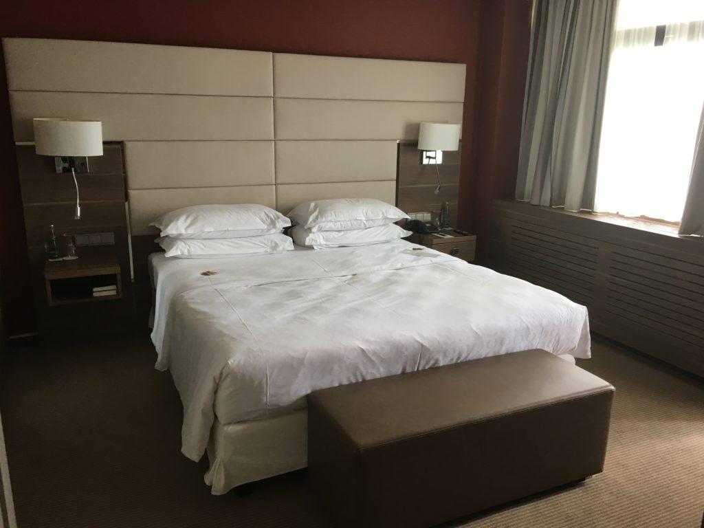 Sheraton Frankfurt Congress Hotel Suite