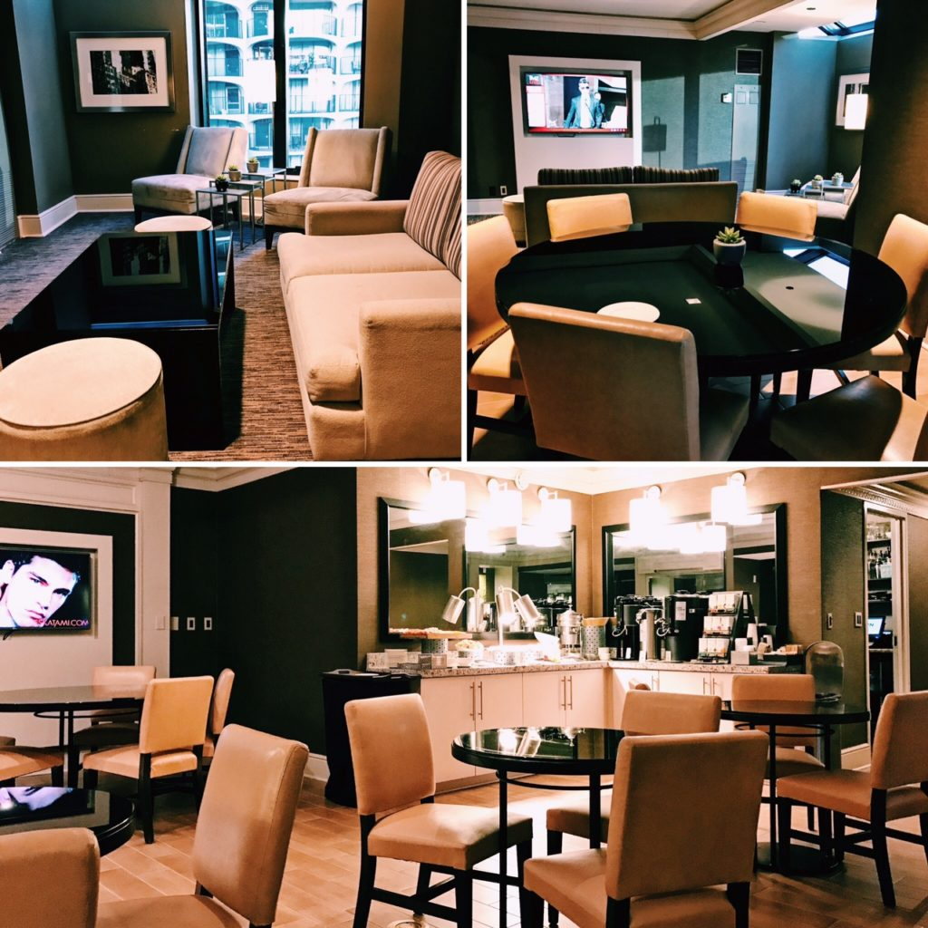 The Westin Chicago River North Executive Lounge