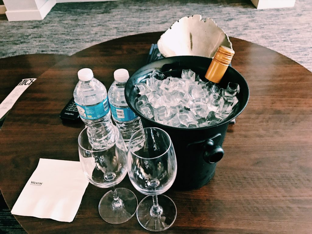 The Westin Chicago River North Presidential Suite Treatment