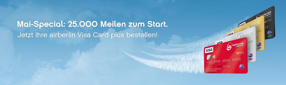 InsideFlyer wochenrückblick airberlin kreditkarte