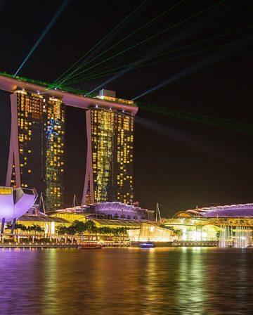 Sehr günstig in der Business Class nach Singapur fliegen