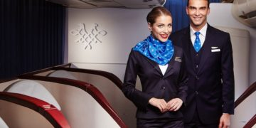Air serbia business Class nach New York