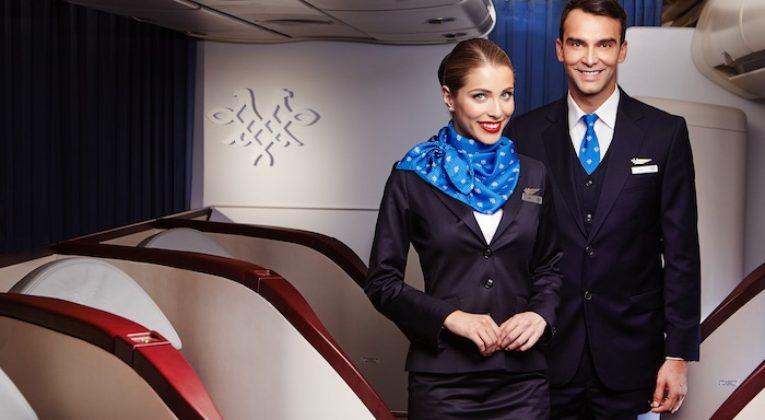 Air serbia business Class nach New York