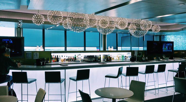 United Club Chicago O'Hare Terminal 2 Bar