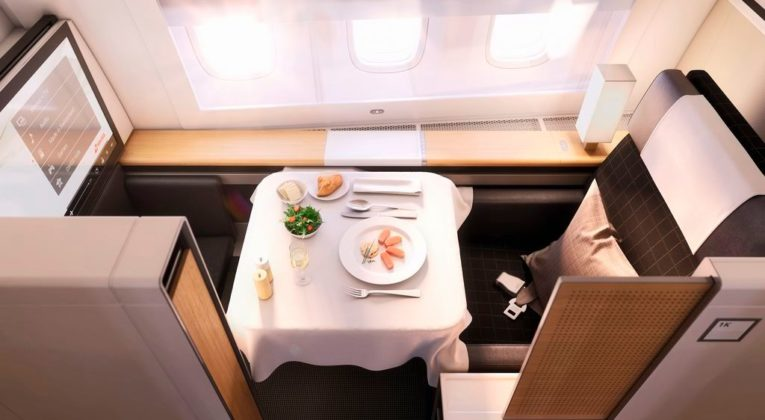 SWISS First Class Partner Sale InsideFlyer Wochenrückblick