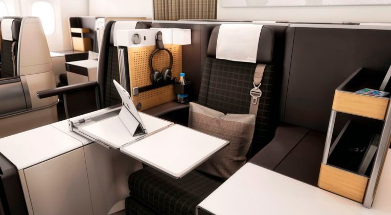SWISS Business Class Partner Sale