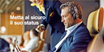 Lufthansa Miles & More Status Match