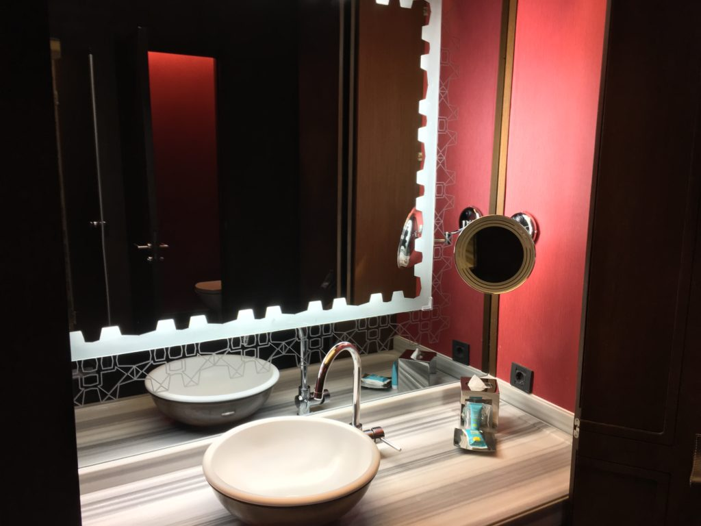 W Istanbul Marvelous Rooms