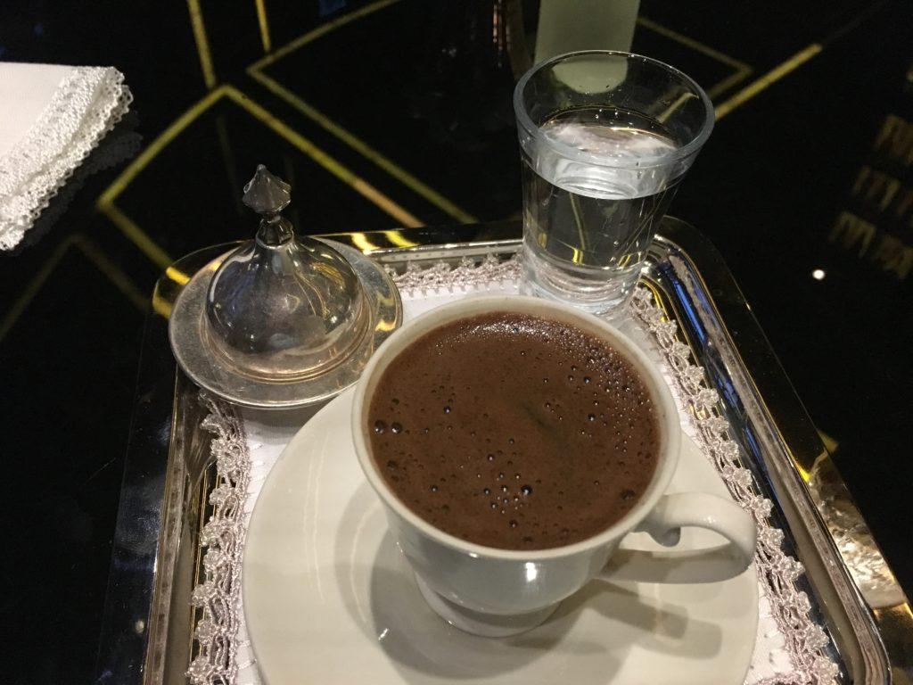 St. Regis Istanbul Kaffee