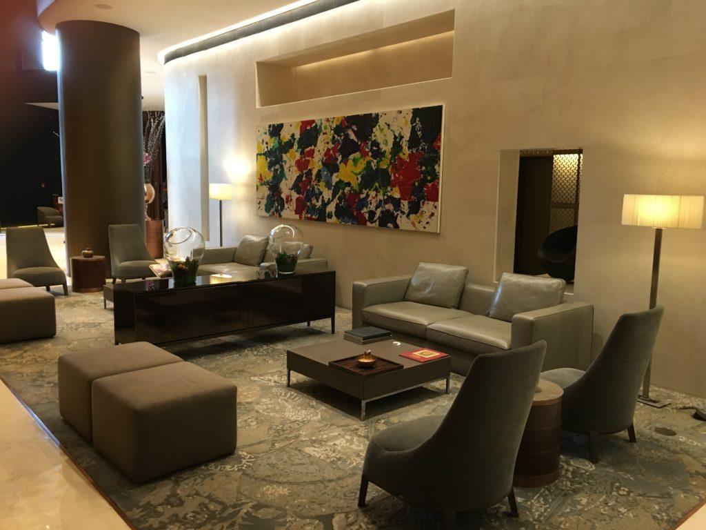 St. Regis Istanbul Lobby