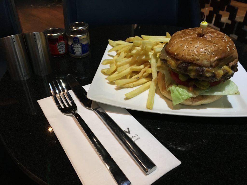 W Istanbul Dinner