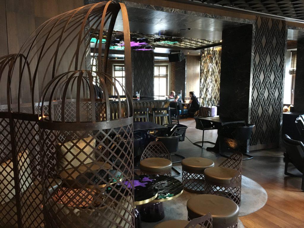 W Istanbul Cabanas Lounge