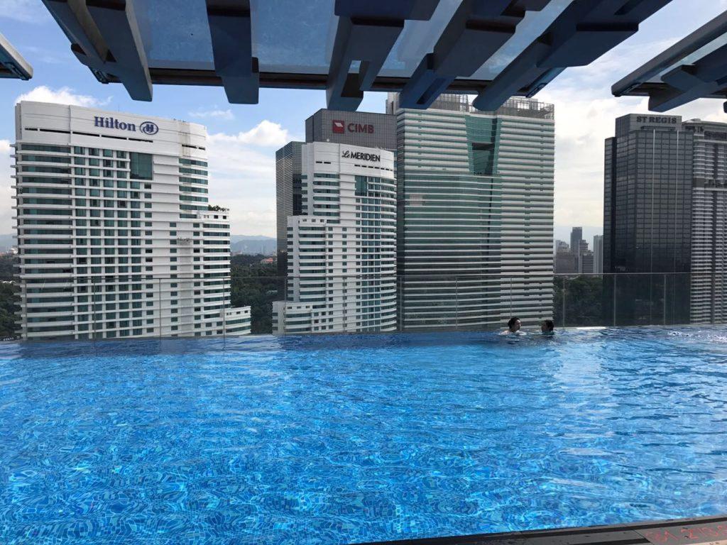 aloft Kuala Lumpur Sentral Pool