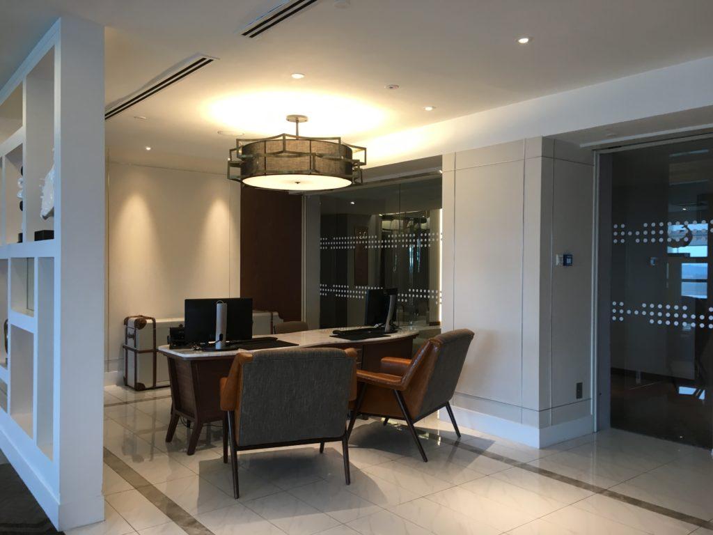 Le Meridien Putrajaya Club Lounge