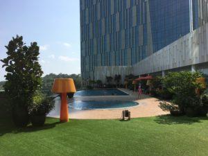 Le Meridien Putrajaya Pool