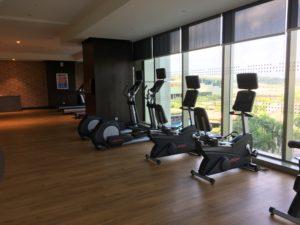 Le Meridien Putrajaya Fitness