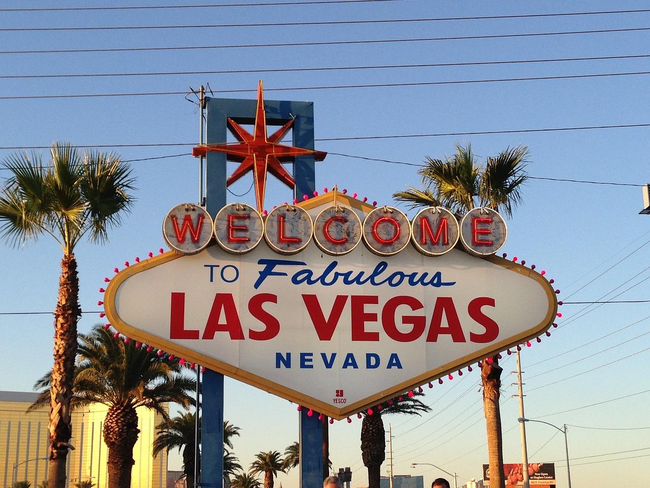 Flugticket Las Vegas