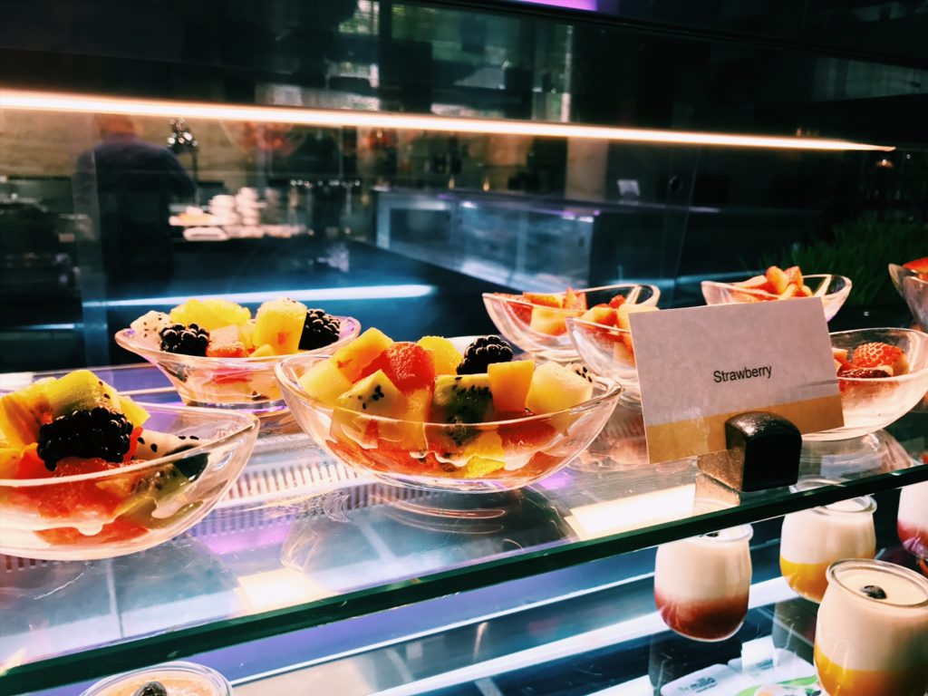 Frühstück im Westin Doha Hotel & Spa