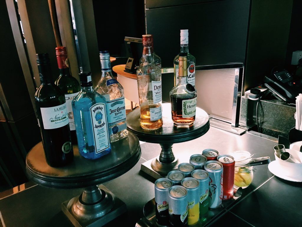 Club Lounge im Westin Doha Hotel & Spa