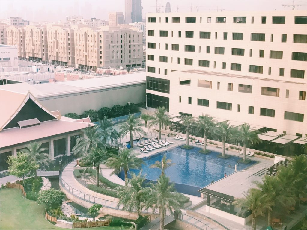 The Westin Doha Pool