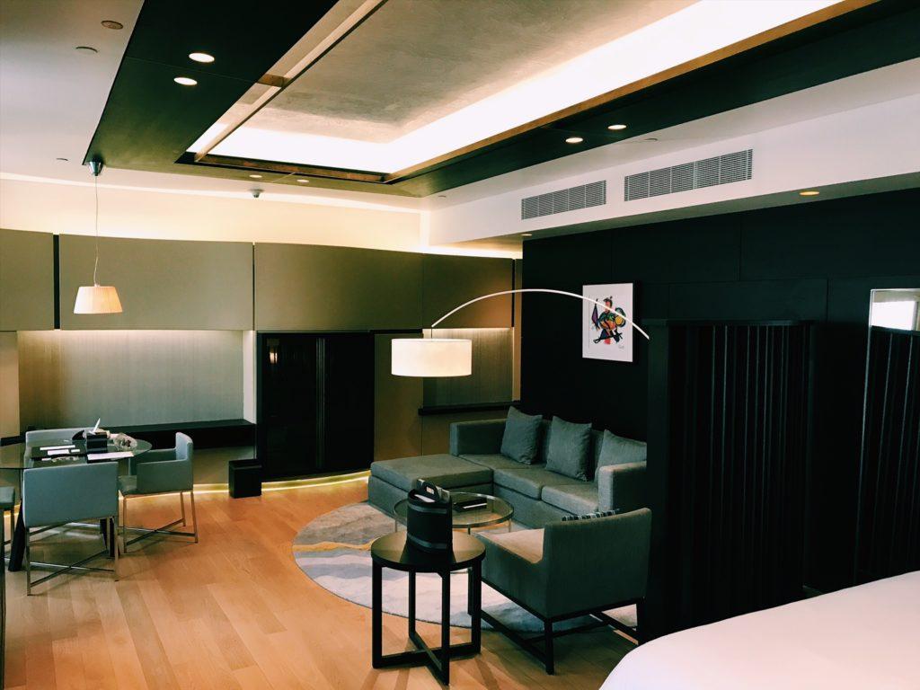 Junior Suite im Westin Doha Hotel & Spa