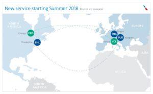 InsideNews Neue American Airlines Routen