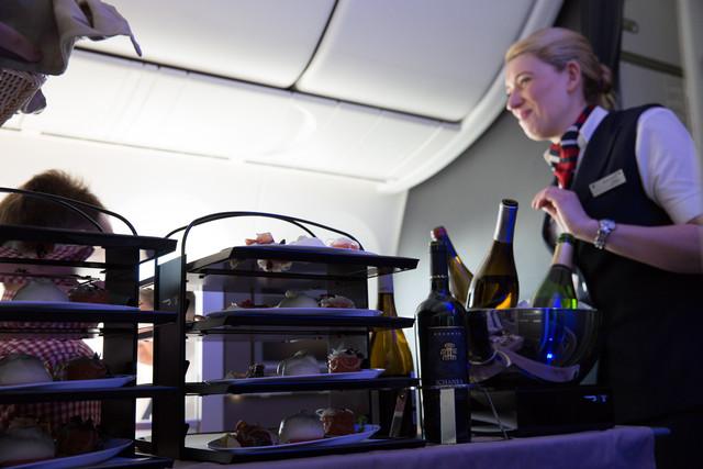 InsideNews neuer Restaurantservice bei British Airways