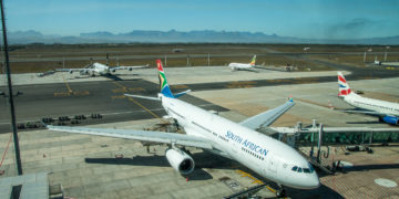Airbus A330-200 South African