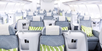 Finnair Business Class A330