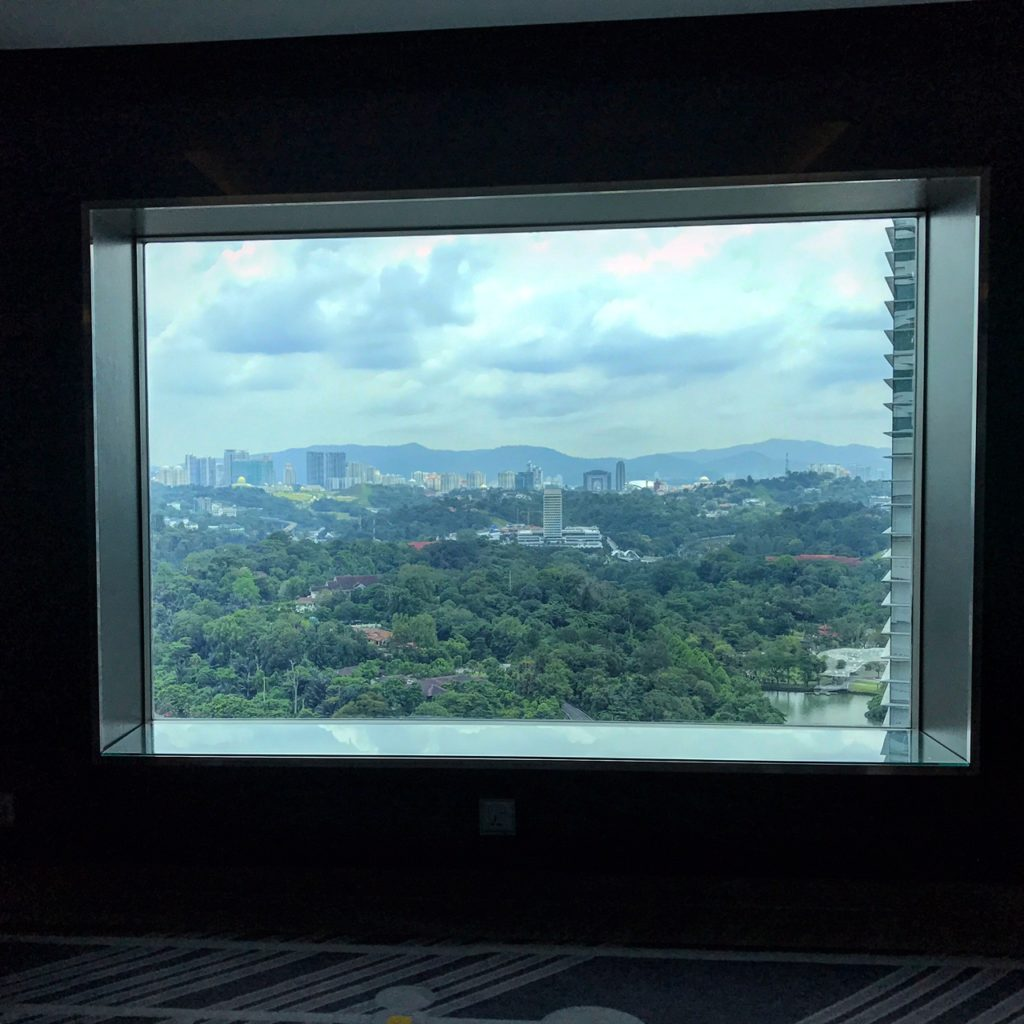 InsideTalk Le Meridien Kuala Lumpur Lake Gardens