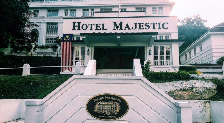 Insideflyer Wochenrückblick Review The Majestic Kuala Lumpur