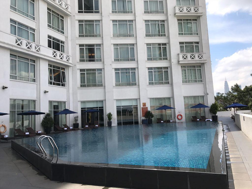 The Majestic Kuala Lumpur Pool