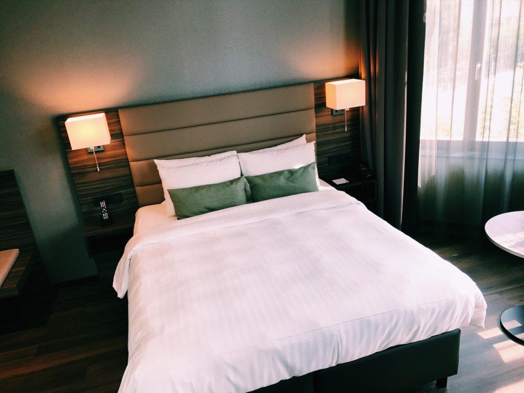 AC Hotel Mainz Deluxe Zimmer