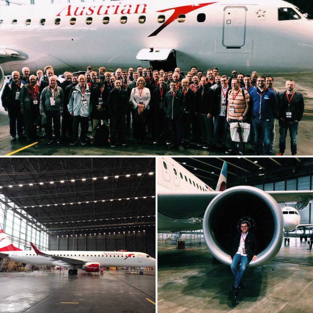 Star MegaDo Austrian Airlines Führung