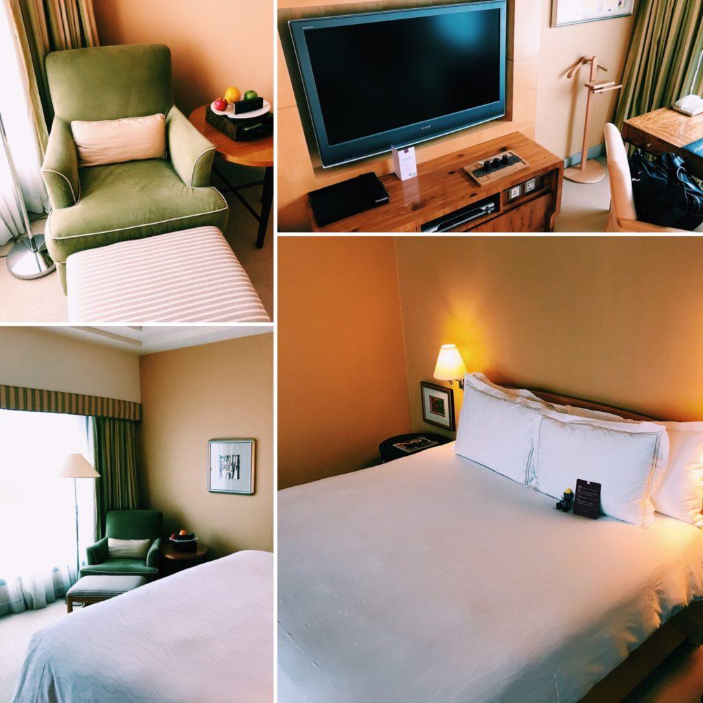 Conrad Singapore Executive Room