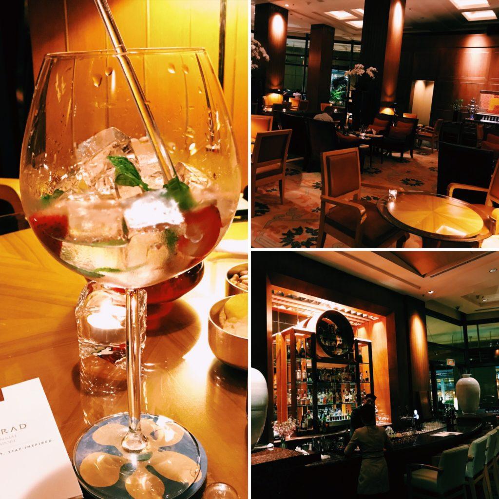 Conrad Singapore Hotel Bar
