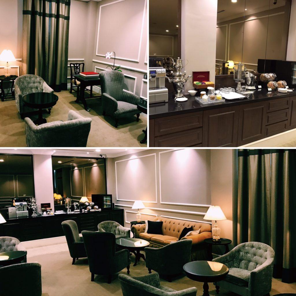 The Majestic Kuala Lumpur Club Lounge