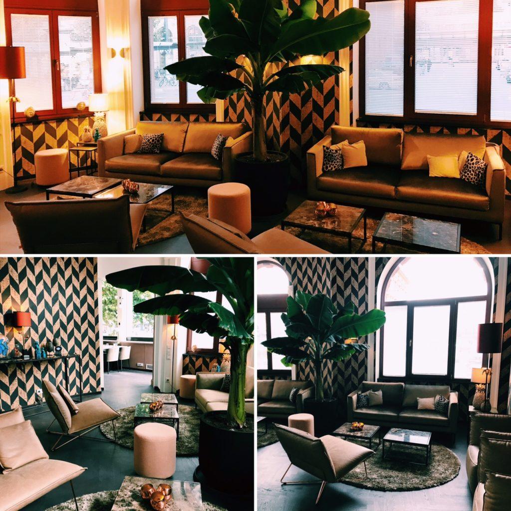 AC Hotel Mainz Lobby