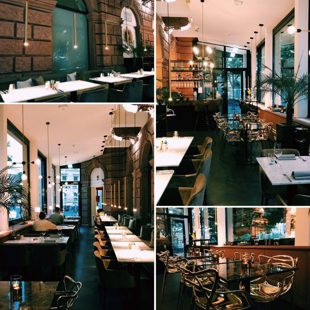 AC Hotel Mainz Restaurant Adam & Eden