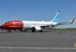 Norwegian Boeing 787 UNICEF Flug