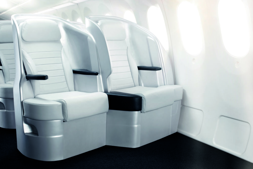 Air New Zealand Premium Economy Class nach Los Angeles