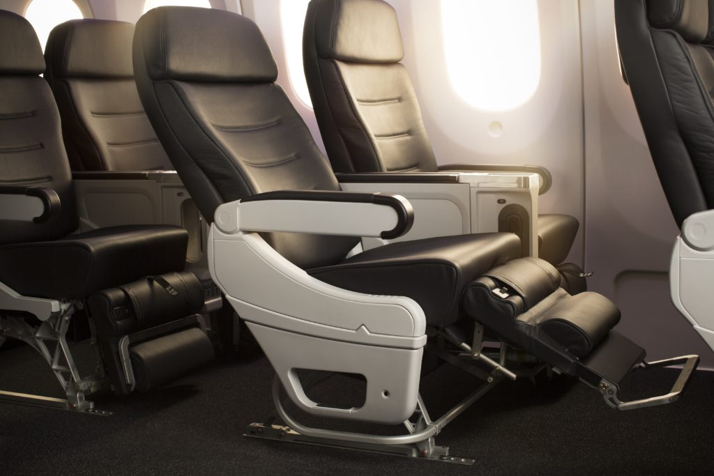 Air New Zealand Premium Economy Class