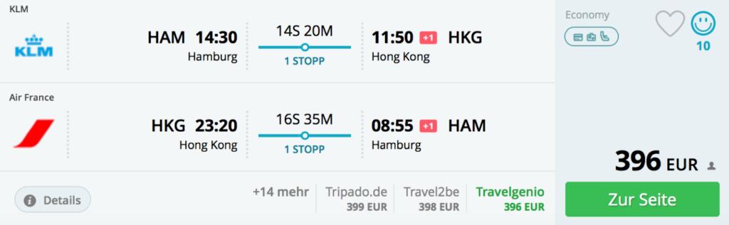 InsideDeals nach Hongkong
