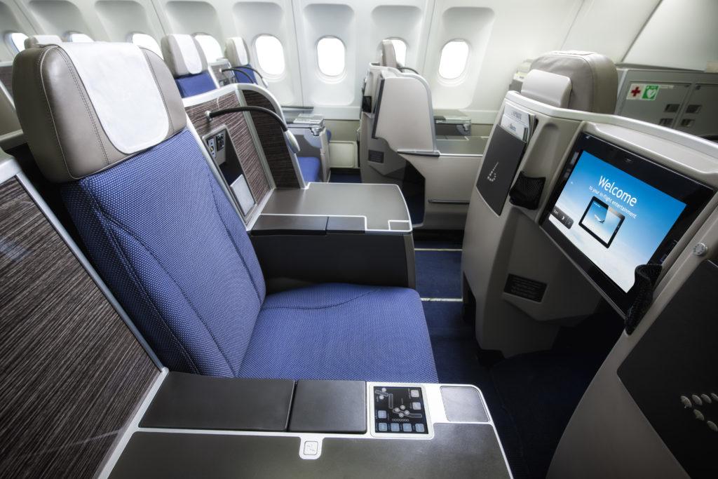 MegaDo auktion Brussels airlines Business Class