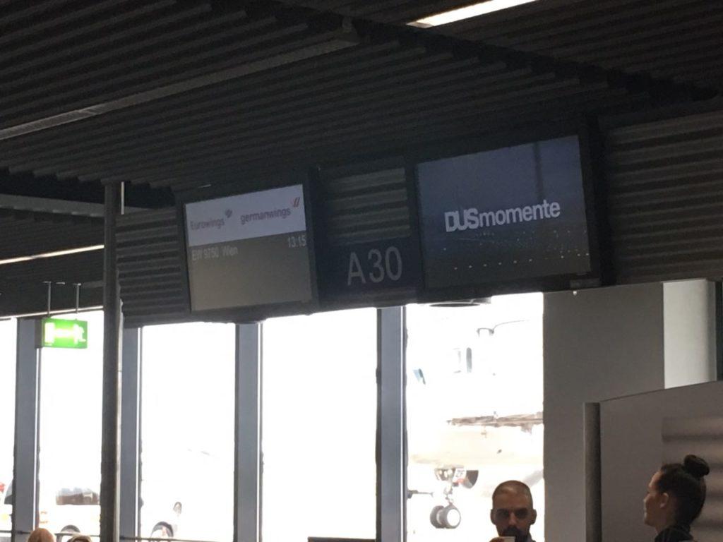 Eurowings DUS-VIE