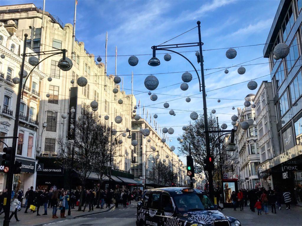 Ideen für ein verlängertes Wochenende London