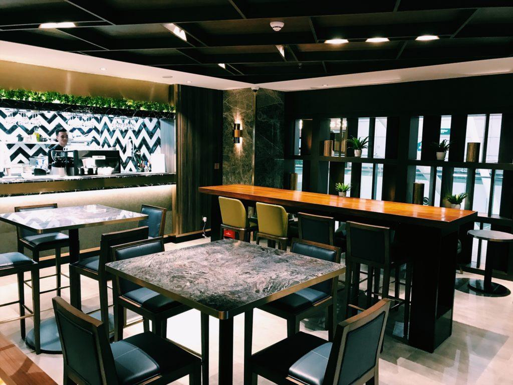 Plaza Premium First Lounge Kuala Lumpur Bistro