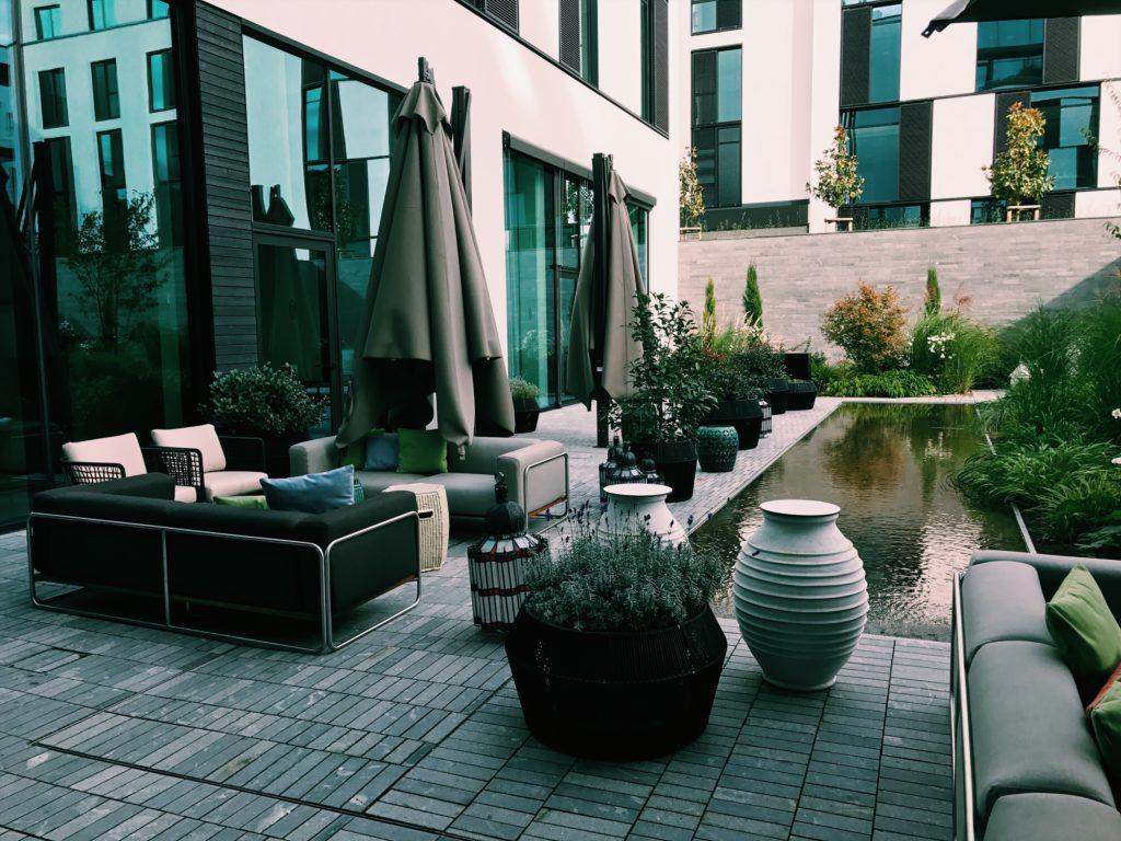 Wie Viel Zimmer In Roomers Hotel Baden Baden