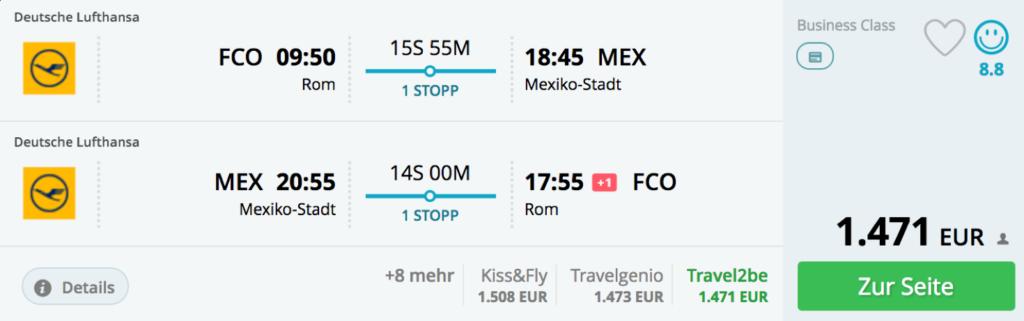 InsideDeals nach Mexico