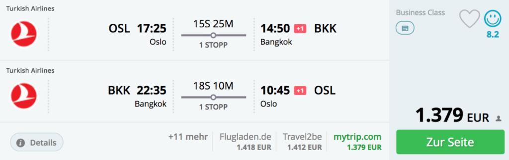 Star Alliance Gold Status erreichen mit Turkish Airlines
